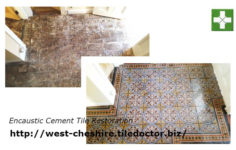 Encaustic Tile Cleaning | Encaustic TIle Help and