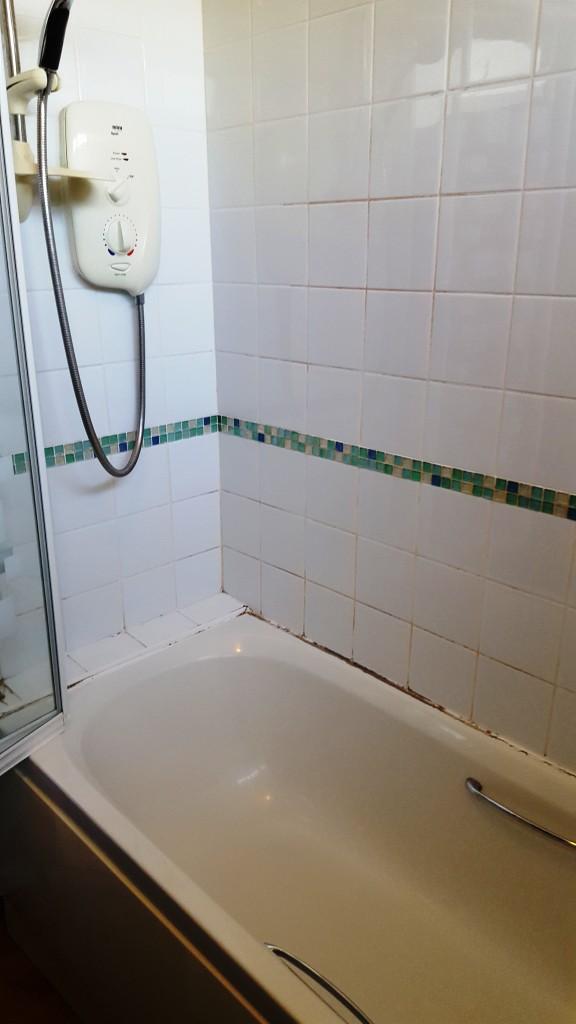Bathroom Before Refurbishment Mere Cheshire
